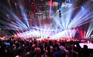 Anglais et Eurovision